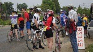 Третье первенство по велоспорту