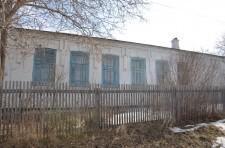 Здание аверинской школы