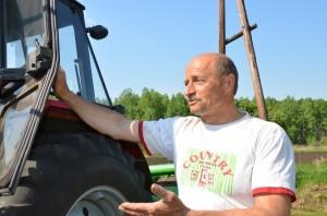 депутат и фермер Алексей Бондарев обратился за землей
