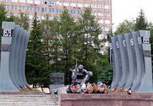 мемориал Черный Тюльпан