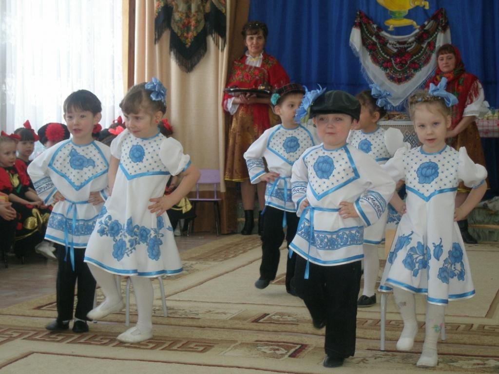 Ярмарка в детском саду фото