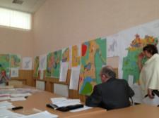Перед депутатами выступает разработчик проекта Ольга Геннадьевна Казакова