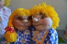 Куклы Алевтины Никитиной