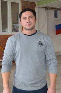 Артем Гонта поднял больше всех - 180 кг