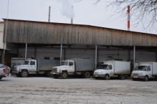 Машины с хлебом отгружаются в штатном режиме