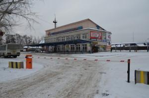Сысертская автостанция