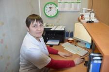 Медсестра Ольга Егорова