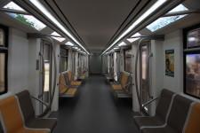 Иннопром 2014 вагон метро 2