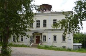 здание управления образования
