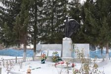 Бобровский памятник Победы