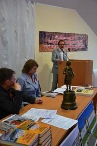 Федор Петров предложил установить в Сысерти скульптуру А. Ф. Турчанинова