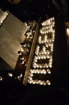 Шествие со свечами в Большом Истоке3
