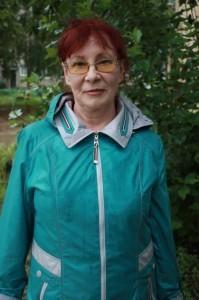 Нина Александровна Парчайкина