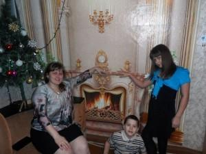 Семья погибшего в пожаре мужчины