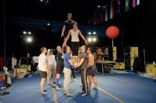 Цирковое закулисье