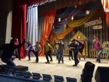 Первая репетиция сказка в Кашино