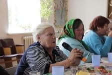 День пенсионера в никольском