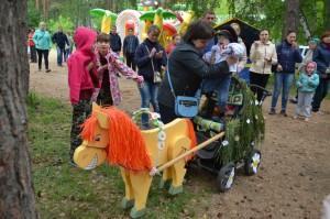 14 парад колясок