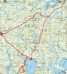 Иткульская дорога